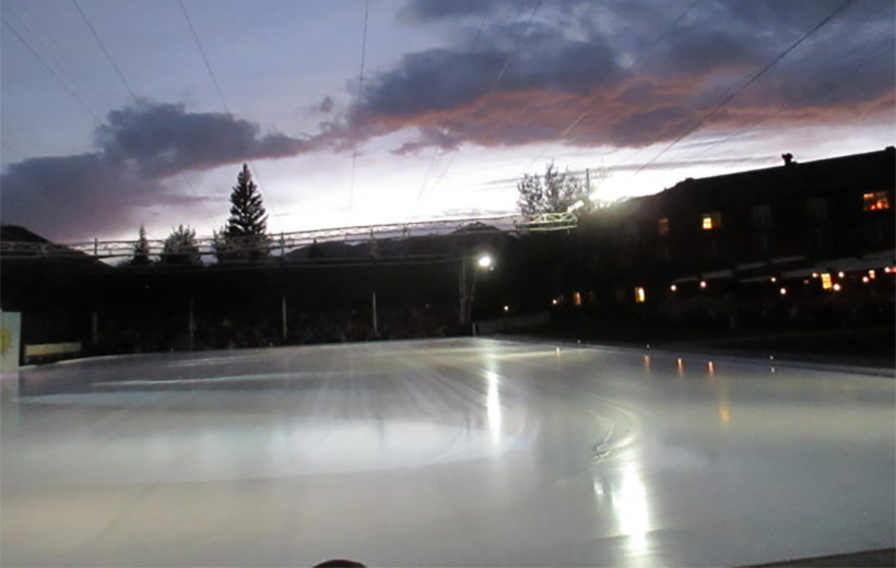 Ice Rink at Sun Valley
