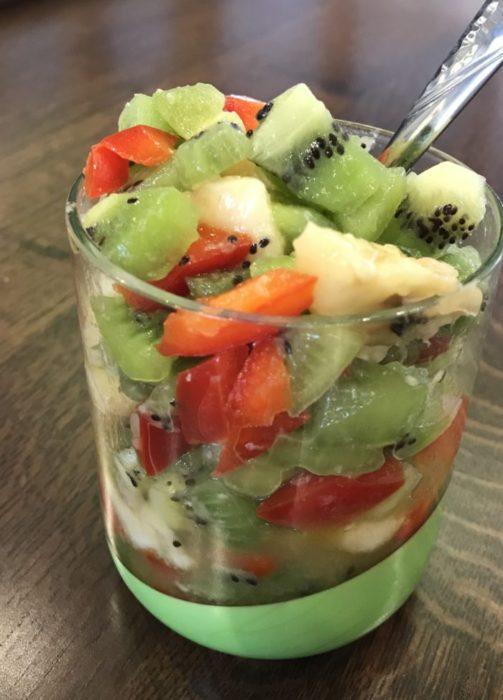Banana–Kiwi Summer Salad? I believe I will, thanks.